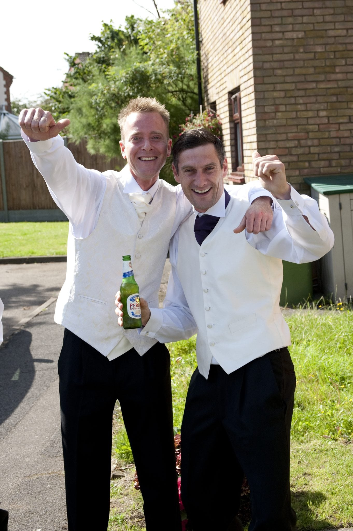 Best Man Wedding